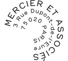 Mercier & Associés, logo.