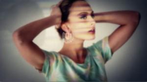 Nora Arzeneder, background.