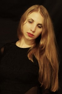 Lily Ruban : Portrait.